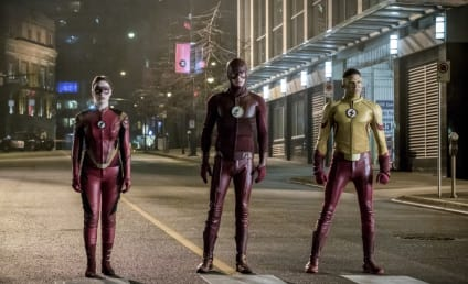 TV Ratings Report: The Flash Builds