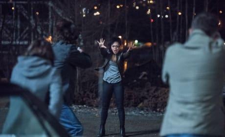 Dagon attacks - Supernatural Season 12 Episode 17