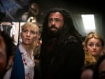 Leading the Crowd - Snowpiercer