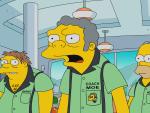 Cheering Up Moe - The Simpsons