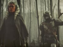 Mando and Ahsoka - The Mandalorian