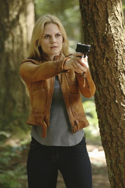 At Gunpoint - Once Upon a Time Season 4 Episode 3