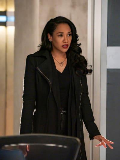 Iris West - The Flash Season 6 Episode 18