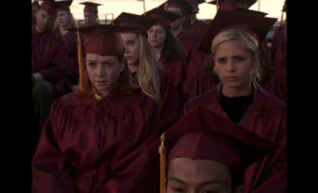 Graduation Ceremony - Buffy the Vampire Slayer