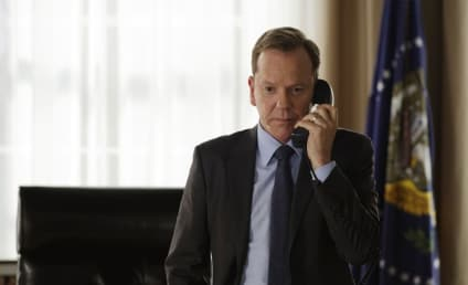 Designated Survivor Season 1 Episode 4 Review: The Enemy