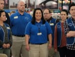 Sandra Enlists Help - Superstore