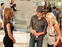 Kellie Pickler Arrives on 90210