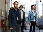 NCIS: Los Angeles Scene