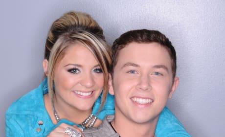 Two American Idol Finalists
