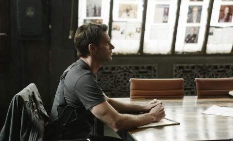 Jake At OPA - Scandal Season 4 Episode 11