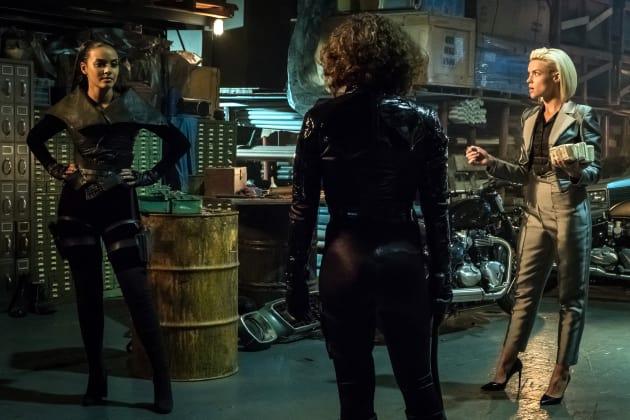 The Three Amigas - Gotham Season 4 Episode 7