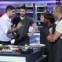 Ludo Prepares His Team for the Seafood Challenge - The Taste Season 3 Episode 2