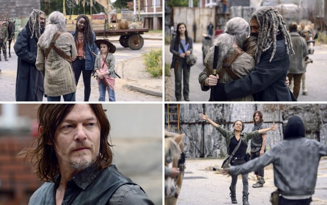 Coming together the walking dead s9e15