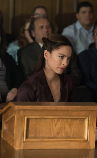 Joanna the the Trial - Burden of Truth Season 3 Episode 8