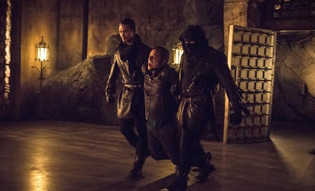 Heading for the Demon - Arrow Season 3 Episode 15