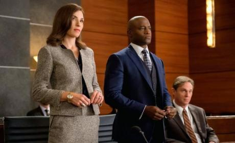 Taye Diggs as Dean - The Good Wife Season 6 Episode 3