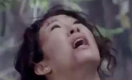 Cristina in Agony