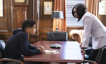 How to Get Away with Murder Season 5 Episode 12 Review: We Know Everything