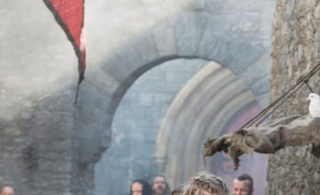 Gunnhild - Vikings Season 5 Episode 17