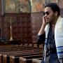 Lenny Kravitz on Entourage