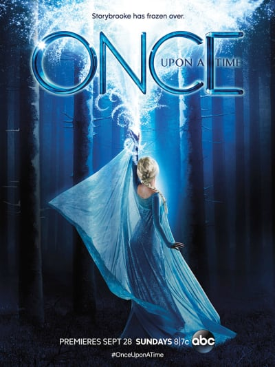 Once Upon a Time Season 4 Poster