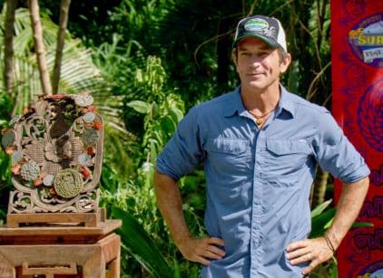 Watch Survivor Season 38 Episode 14 Online