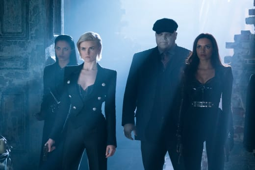 The Gang's All Here - Gotham Season 4 Episode 21