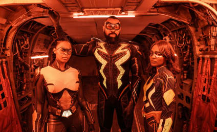 Black Lightning Season 3 Episode 13 Review: The Book of Markovia: Chapter Four