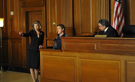 Diane in Court
