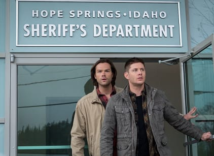 Watch Supernatural Season 11 Episode 20 Online