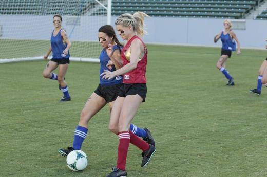 Soccer Field Battle