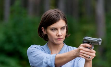 Looking Out For Your Own - The Walking Dead Season 8 Episode 12