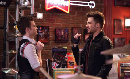 Glee Review: I Want To Be A Part Of It