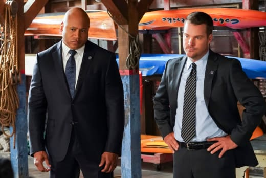 Protection For a Prince - NCIS: Los Angeles