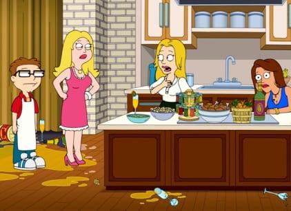 Watch American Dad Season 12 Episode 8 Online