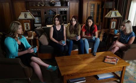 Give Us Answers - Pretty Little Liars Season 6 Episode 8