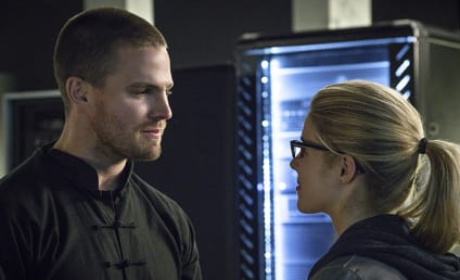 Arrow Season 3 Finale Review: My Name is Oliver Queen