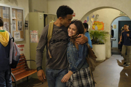 Hugs and Kisses - The Fosters Season 4 Episode 15