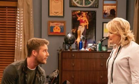 Murphy and Avery vert - Murphy Brown Season 11 Episode 12