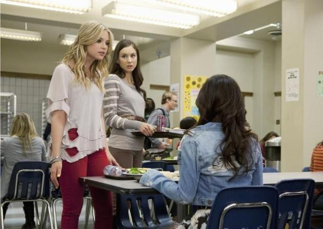 Lunchroom Argument