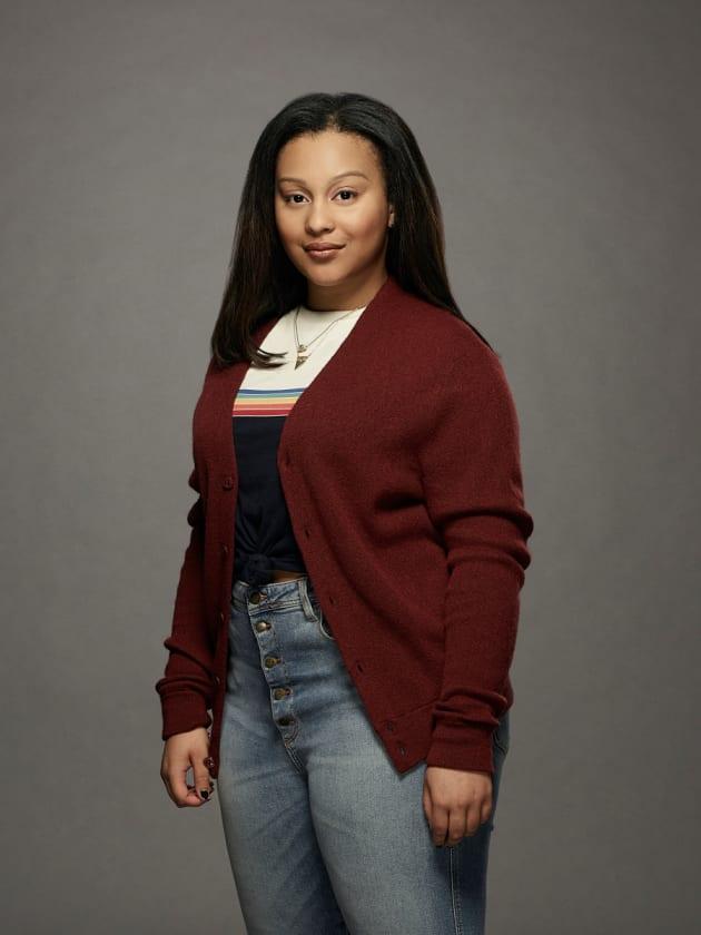 Aliyah Royale as Jira Calder-Brennan - The Red Line