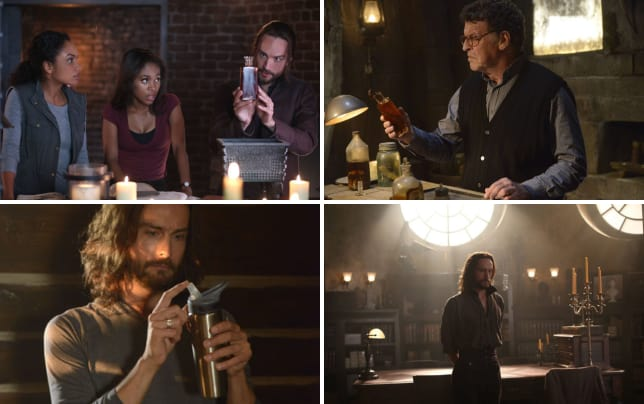 Deadly poison sleepy hollow s2e6