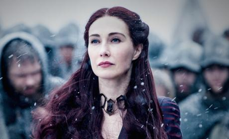 The Red Woman - Game of Thrones