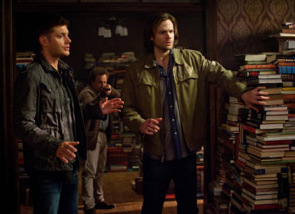 Watch Supernatural Season 8 Episode 21 Online