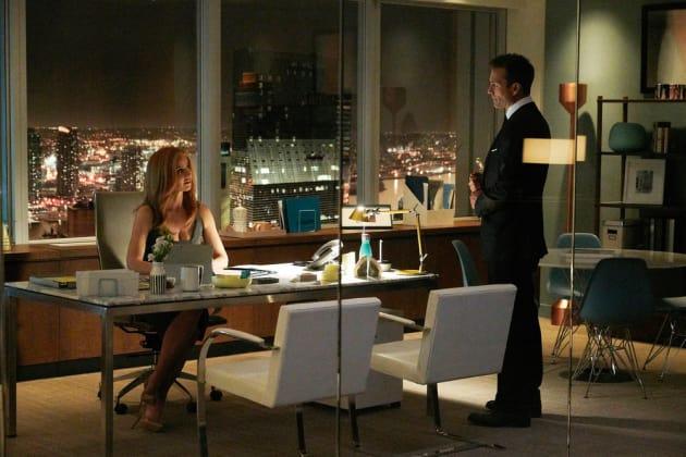 Hi, Secretary! - Suits Season 7 Episode 5