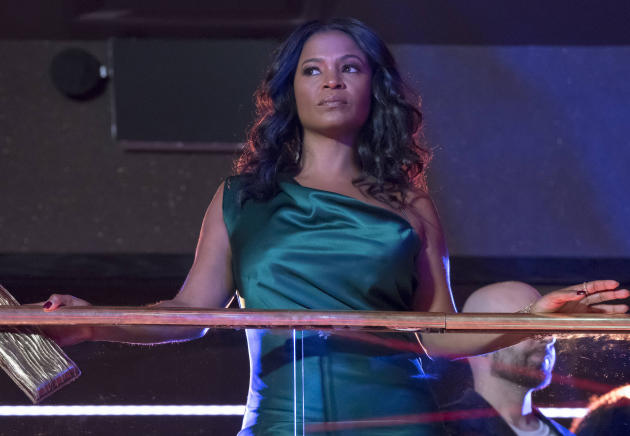 Giuliana overlooks her domain - Empire Season 3 Episode 17