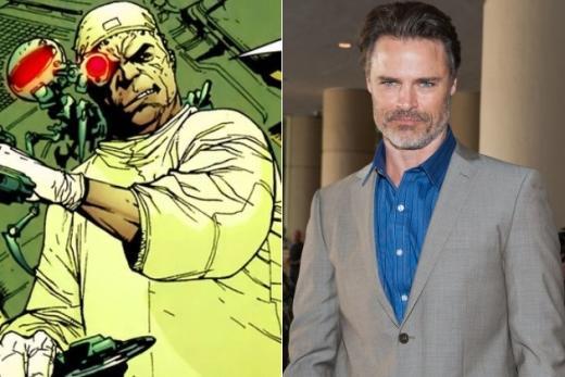 Arrow guest star guy