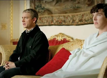Watch Sherlock Season 2 Episode 1 Online
