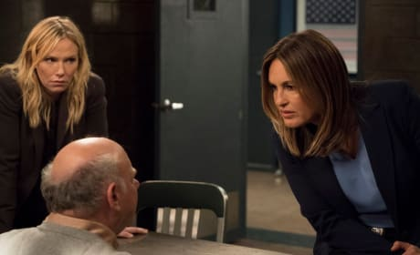 Benson Interrogates a Suspect - Law & Order: SVU Season 20 Episode 10