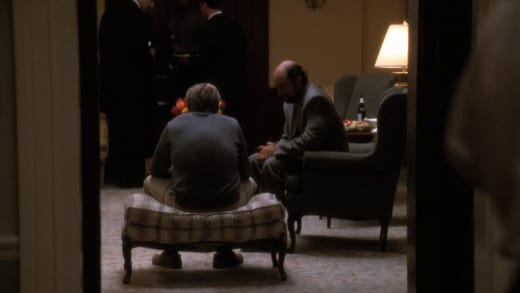 Second Choice - The West Wing Season 1 Episode 5